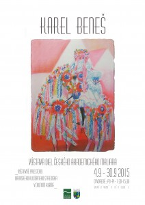 DOLNÝ KUBÍN - Karel Beneš vystavuje na Orave @ Oravské kultúrne stredisko, Dolný Kubín | Dolný Kubín | Žilinský kraj | Slovensko