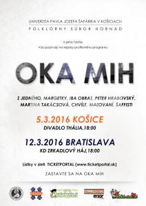 KOŠICE - Okamih @ Divadlo THÁLIA | Košice | Slovensko