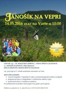 KLENOVEC - Jánošik na Vepri @ Vepor | Klenovec | Slovensko