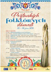 MAŇA - Požitavské folklórne slávnosti @ Obec Maňa | Maňa | Nitriansky kraj | Slovensko