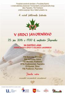 PAPRADNO - V srdci Javorníkvo @ Amfiteáter Papradno, Papradno   Papradno   Trenčiansky kraj   Slovensko