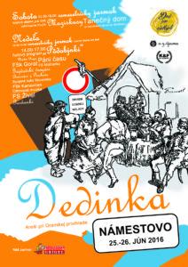 NÁMESTOVO - Dni pre všetkých @ Areál Dedinka, Nábrežie Oravskej priehrady | Námestovo | Žilinský kraj | Slovensko