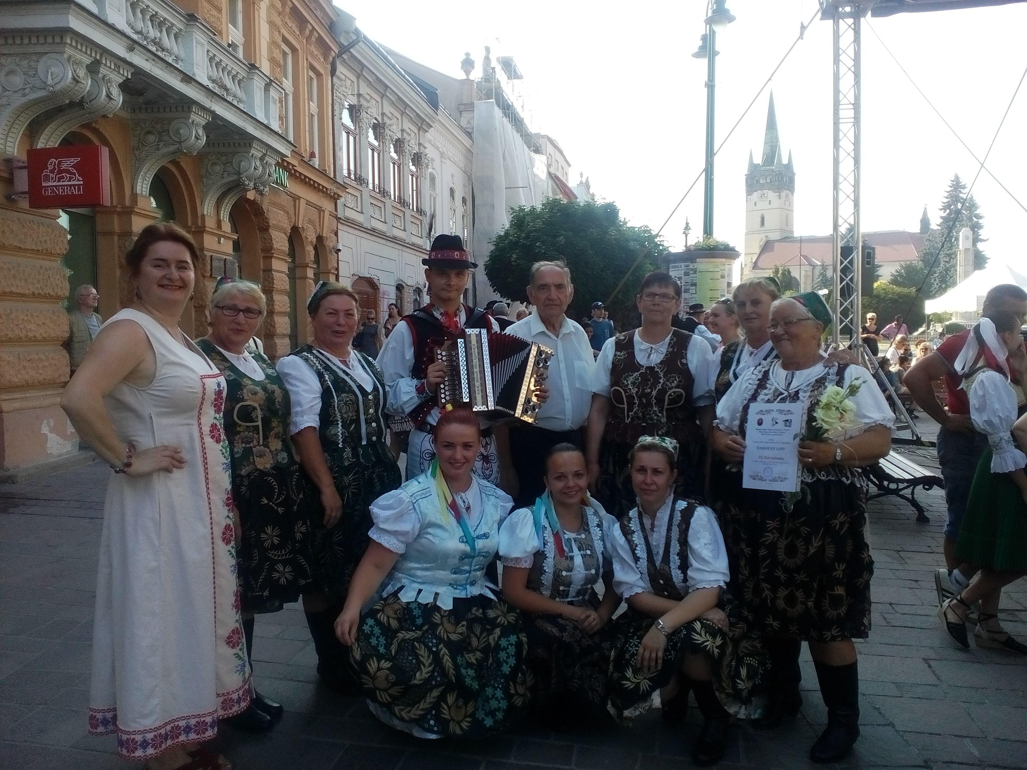 Folklórny Prešov 2016