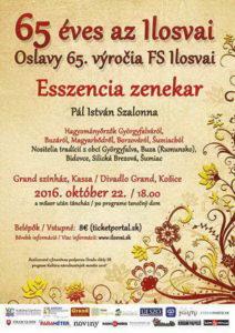 KOŠICE - Oslavy 65. výročia FS Ilosvai @ Divadlo GRAND, Košice   Košice   Košický kraj   Slovensko