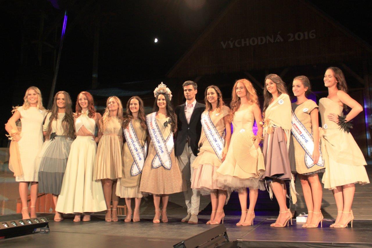 Dve šerpy pre Trenčiansky kraj na Miss Folklór 2016