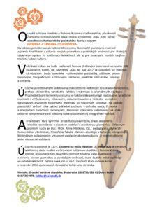 DOLNÝ KUBÍN - Hudobná a tanečná folkloristika @ Oravské kultúrne stredisko, Dolný Kubín | Dolný Kubín | Žilinský kraj | Slovensko