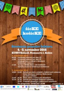 KOŠICE - šicKE – košicKE @ Kunsthalle, Rumanova 1, Košice | Košice | Slovensko