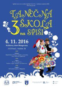 MARGECANY - Jak ci hraju, tak ty tancuj @ Kultúrny dom v Margecanoch | Margecany | Košický kraj | Slovensko