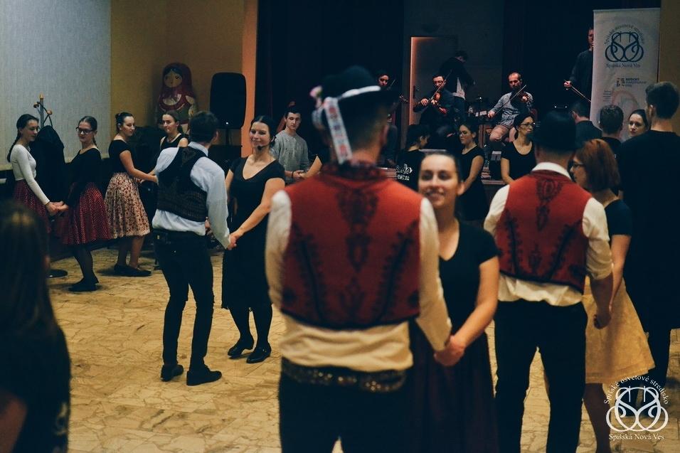 4. tanečná škola na Spiši