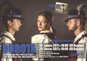 RASLAVICE - DOROTA @ Kultúrny dom | Slovensko