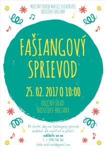 NEDOŽERY-BREZANY - Fašiangový sprievod @ Nedožery-Brezany | Nedožery - Brezany | Slovensko