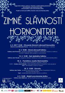 PRIEVIDZA - Zimné slávnosti Hornonitria @ Obce pravnianskej doliny | Prievidza | Slovensko