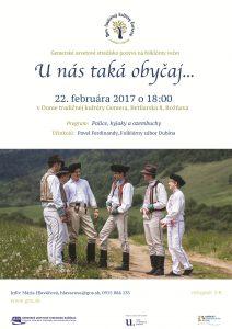 ROŽŇAVA - U nás taká obyčaj @ Dom tradičnej kultúry Gemera | Slovensko