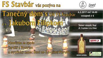 ŽILINA - Tanečný dom @ Smer music bar | Slovensko