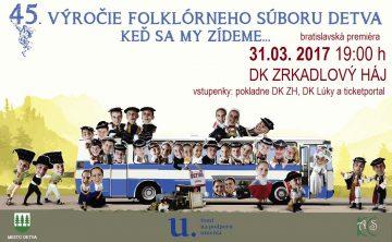 BRATISLAVA - Keď sa my zídeme @ DK Zrkadlový háj, Bratislava   Bratislava   Slovensko