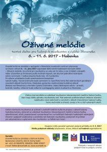 HABOVKA - Oživené melódie @ Habovka   Habovka   Slovensko