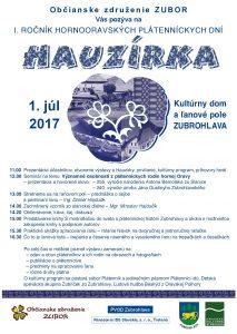 ZUBROHLAVA - Hauzírka @ kultúrny dom a ľanové pole, Zubrohlava | Zubrohlava | Slovensko