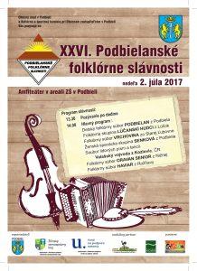 PODBIEL - 26. Podbielanské folklórne slávnosti @ Podbiel | Podbiel | Slovensko