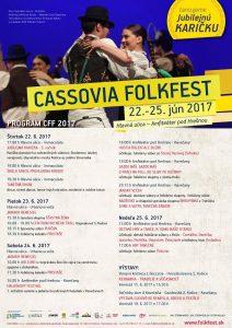 KOŠICE - Cassovia folkfest 2017 @ Košice | Slovensko