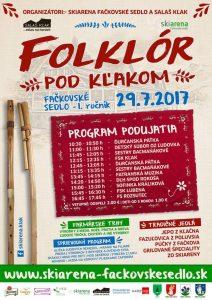 FAČKOVSKÉ SEDLO - Folklór pod Kľakom @ Skiarena Fačkovské sedlo, Klak, S.r.o., Fačkovské sedlo, 97215 Kľačno | Kľačno | Slovensko