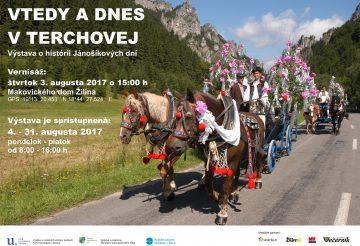 TERCHOVÁ - Vtedy adnes vTerchovej... @ Makovického dom v Žiline | Žilina | Slovensko