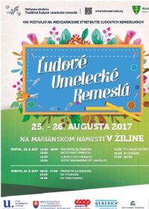 ŽILINA - Ľudové umelecké remeslá @ Mariánske námestie, Žilina | Slovensko