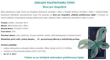 ŽILINA - Kurz paličkovanej čipky @ Žilina | Žilina | Slovensko