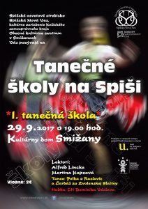 SMIŽANY - Tanečné školy na Spiši @ Kultúrny dom Smižany | Smižany | Košický kraj | Slovensko