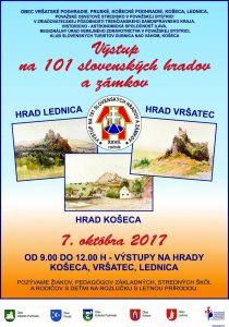 LEDNICA - VÝSTUP NA 101 SLOVENSKÝCH HRADOV AZÁMKOV @ Lednica | Lednica | Trenčiansky kraj | Slovensko