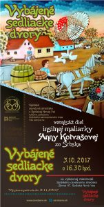 SPIŠSKÁ NOVÁ VES - Vybájené sedliacke dvory @ Spišské osvetové stredisko | Spišská Nová Ves | Košický kraj | Slovensko