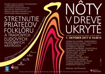 NIMNICA - Nôty v dreve ukryté @ Spoločenská sála balneoterapie – Kúpele Nimnica | Slovensko