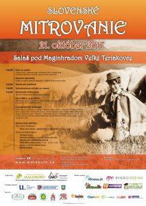 VEĽKÉ TERIAKOVCE - Mitrovanie @ Salaš pod Maginhradom, Veľké Teriakovce | Veľké Teriakovce | Banskobystrický kraj | Slovensko