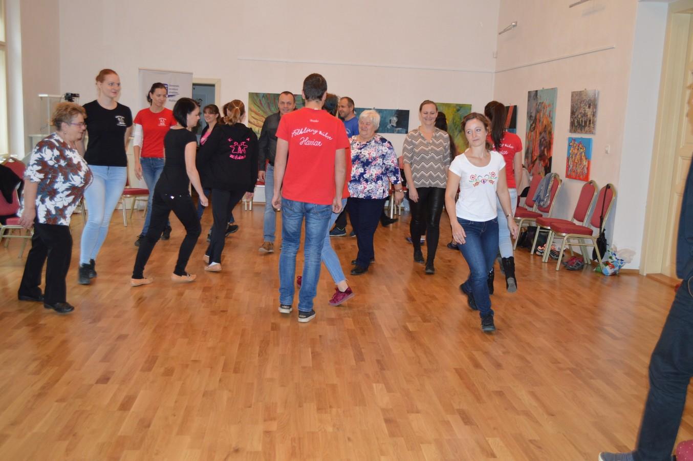 Podoby tanca
