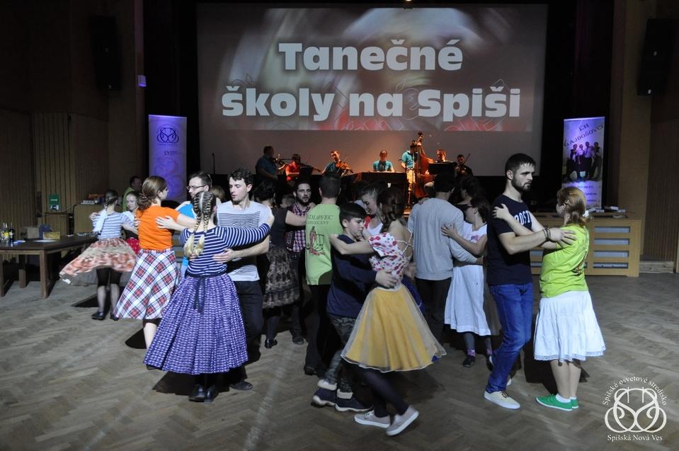 Tanečné školy na Spiši
