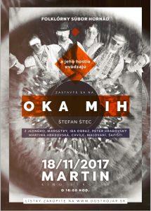 MARTIN - Okamih @ DK Strojar v Martine | Martin | Žilinský kraj | Slovensko