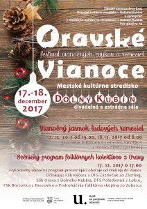 DOLNÝ KUBÍN - Oravské Vianoce @ Mestské kultúrne stredisko, Dolný Kubín | Dolný Kubín | Žilinský kraj | Slovensko