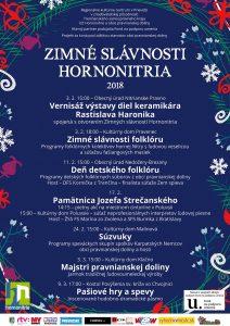 PRIEVIDZA - Zimné slávnosti Hornonitria @ obce pravnianskej doliny | Prievidza | Trenčiansky kraj | Slovensko