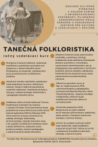 DOLNÝ KUBÍN - Tanečná folkloristika @ Dolný Kubín | Dolný Kubín | Žilinský kraj | Slovensko