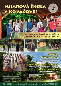 KOVÁČOVÁ - Fujarová škola v Kováčovej @ Kováčová, chatová oblasť B,chatajozefina.sk | Slovensko