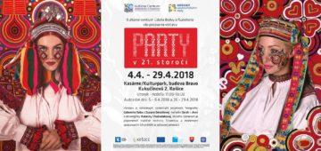 KOŠICE - Party v 21. storočí @ Kasárne/Kulturpark, budova Bravo, Košice | Košice | Košický kraj | Slovensko