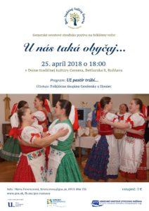 ROŽŇAVA - Už pastír trúbí... @ Dom tradičnej kultúry Gemera vRožňave | Košický kraj | Slovensko