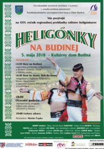 BUDINÁ - Heligónky na Budinej @ Kultúrny dom, Budiná | Budiná | Banskobystrický kraj | Slovensko