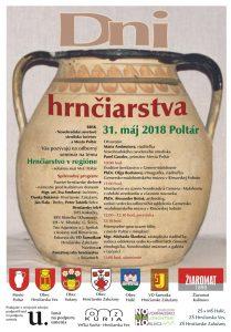 POLTÁR - Dni hrčiarstva @ Poltár - sobášna sieň MsÚ a námestie pred KD | Poltár | Banskobystrický kraj | Slovensko