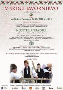 PAPRADNO - V srdci javorníkvo @ Amfiteáter Papradno | Papradno | Trenčiansky kraj | Slovensko
