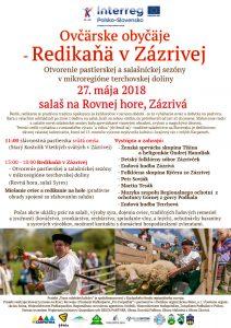 ZÁZRIVÁ - Redikaňä v Zázrivej @ Salaš na Rovnej Hore, Zázrivá | Zázrivá | Žilinský kraj | Slovensko