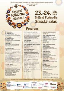 SPIŠSKÉ PODHRADIE - Spišské folklórne slávnosti @ Spišský Salaš, Spišské Podhradie | Spišské Podhradie | Prešovský kraj | Slovensko