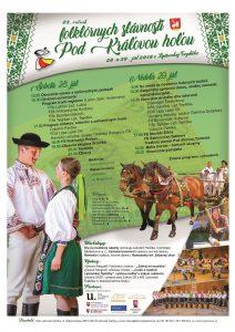 LIPTOVSKÁ TEPLIČKA - Folklórne slávnosti Pod Kráľovou hoľou @ amfiteáter Liptovská Teplička ul. Bory | Liptovská Teplička | Prešovský kraj | Slovensko