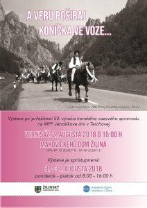 ŽILINA - Averu pošibaj koníčka ve voze... @ Makovického dom, Žilina | Žilinský kraj | Slovensko