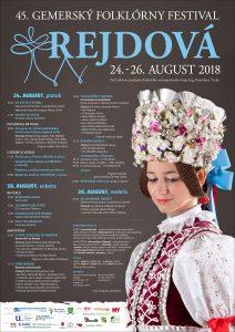 REJDOVÁ - Gemerský folklórny festival @ Rejdová | Rejdová | Košický kraj | Slovensko