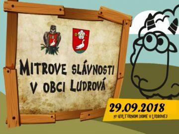 LUDROVÁ - Mitrove slávnosti @ Obec Ludrová pri Kultúrnom dome | Ludrová | Žilinský kraj | Slovensko